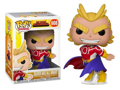 POP! figurka Silver Age All Might - 10 cm
