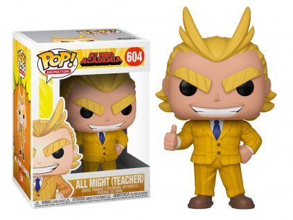 POP! figurka All Might (Teacher) - 10 cm