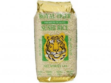 sushi rice tiger