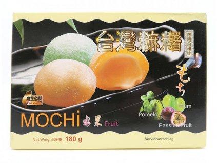 mochi ovocný mix