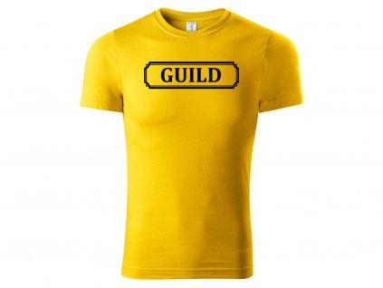 Tričko Guild
