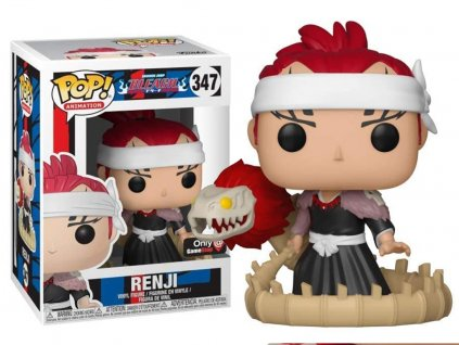 Renji with Bankai Sword Funko