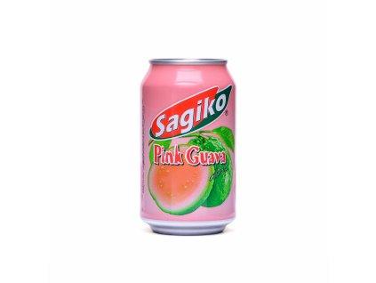 Limonáda Sagiko Ping Guava - 320 ml