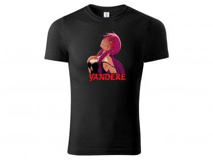 Yandere girl černá