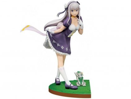 Sběratelská figurka Re Zero Emilia