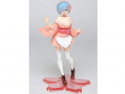 Sběratelská figurka Rem Sakura