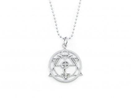 Přívěsek na krk Transmutation Circle