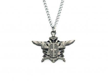 Řetízkový náhrdelník Phantomhive