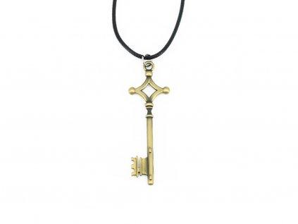 Náhrdelník Erenův Klíč bronzový