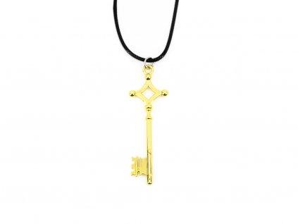 Náhrdelník Erenův Klíč zlatý