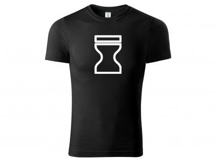 Tričko Sunagakure černé