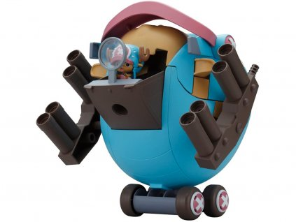 Model Chopper Robo Super 1 Guard Fortress