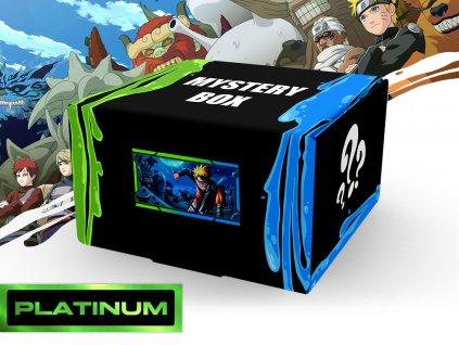 Naruto platinum