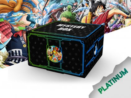 One Piece Mystery platinum