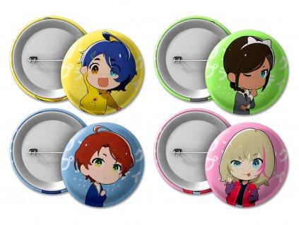 Main characters Wonder Egg