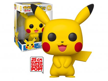 Supersized Pikachu