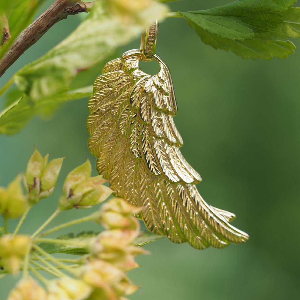 Kúzlo jesene pod ochranou anjelských krídel.