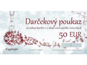 poukaz 50 eur