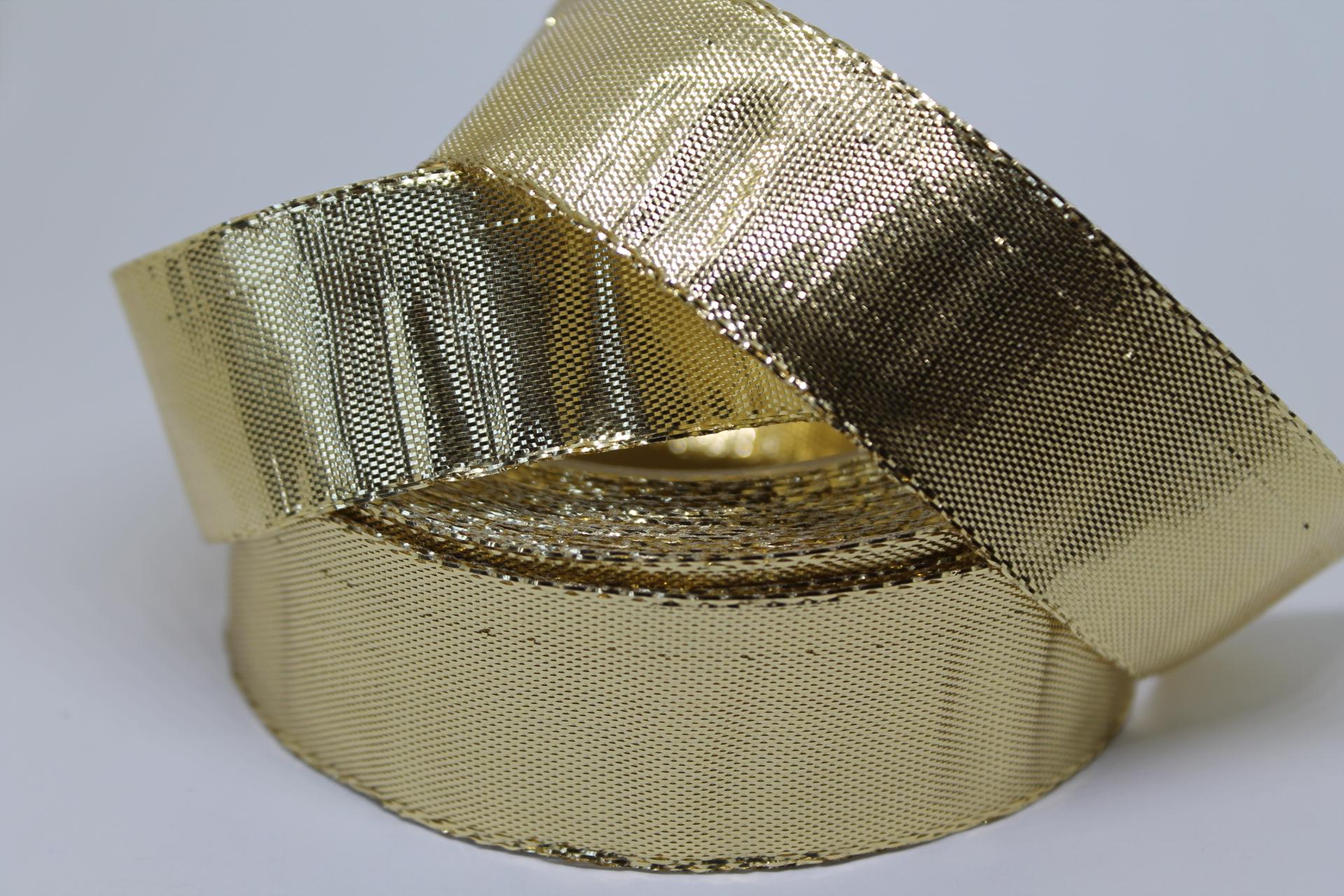 Metalizované stuhy