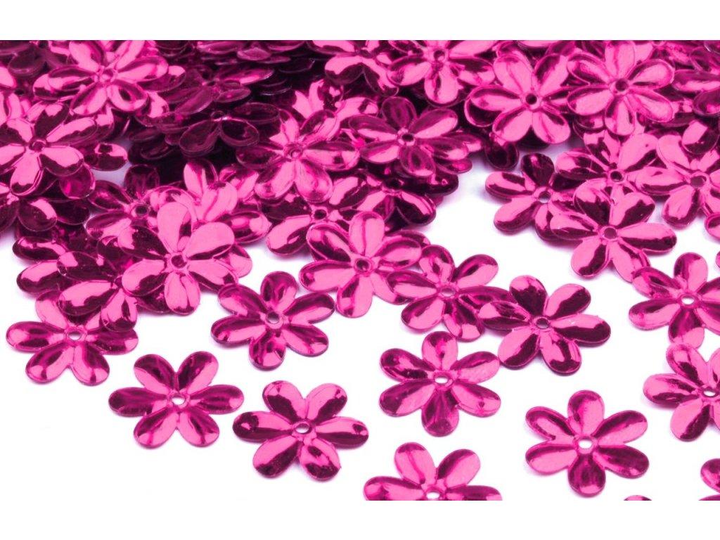 Flitre kvetinky cyklaménové 15mm/5g