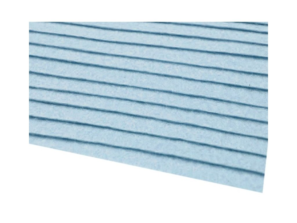 Filc tuhý 1,5 mm 091 nebesky modrý
