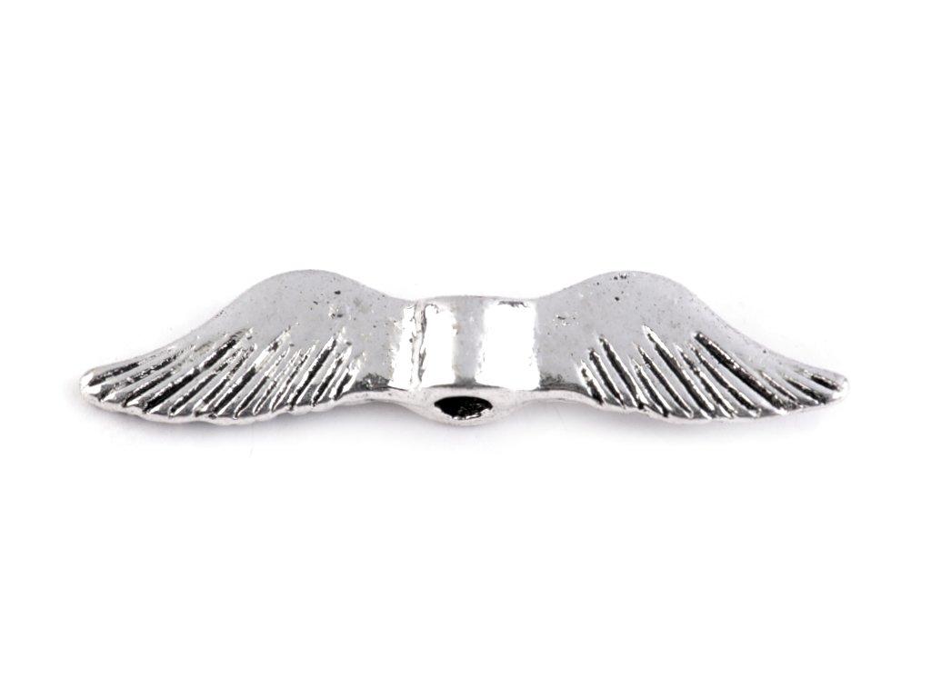 Ozdobný diel krídla 5x24 mm