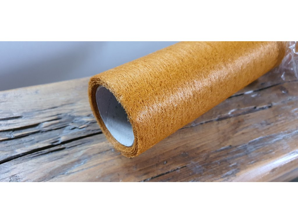 Dekoračný vlizelín 50cm/9y hnedý 120