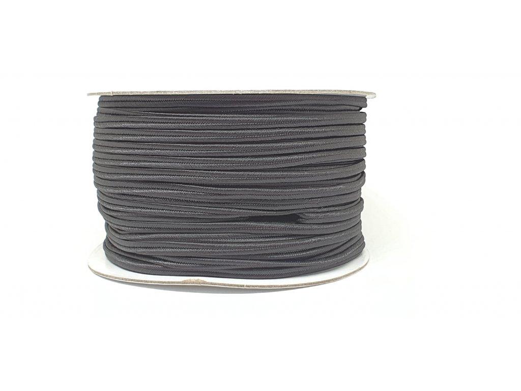 Sutaška 3mm A040 čierna