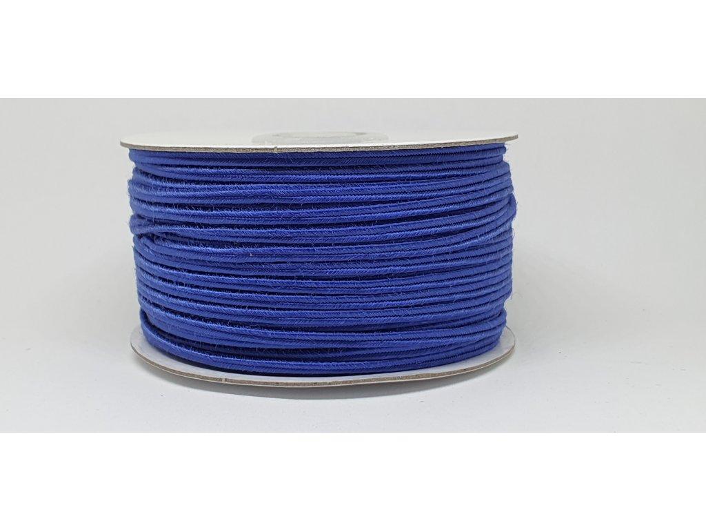 Sutaška 3mm A032 kráľovská modrá