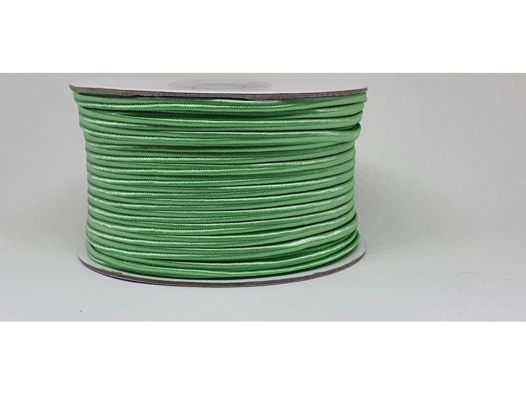 Sutaška 3mm A048 limetková zelená