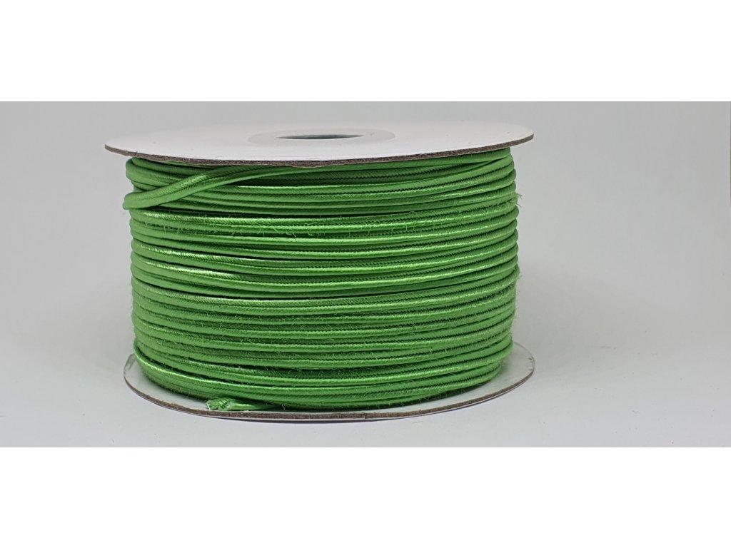 Sutaška 3mm A022 smaragdová