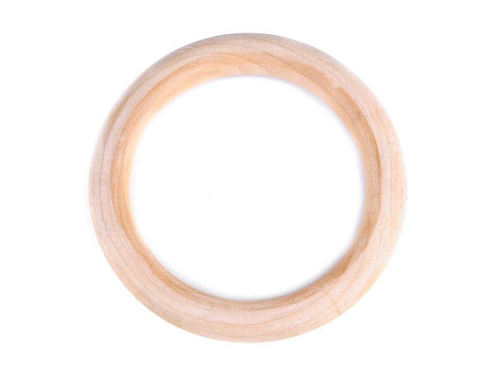 Drevený krúžok Ø85 mm