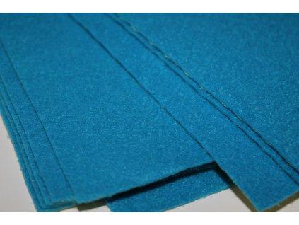 Filc samolepiaci modrý