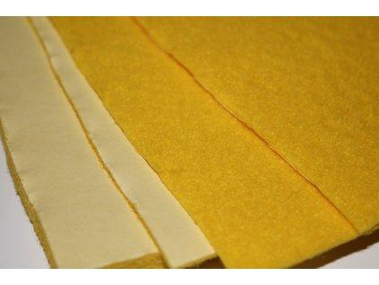 Filc samolepiaci žltý