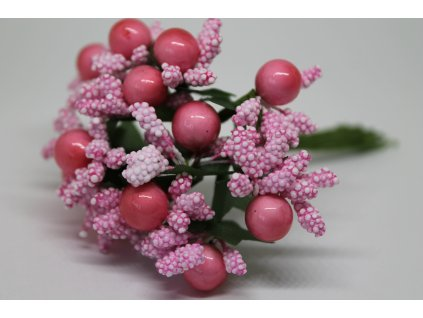 Tyčinky do kvetín ryžové s guličkami 044