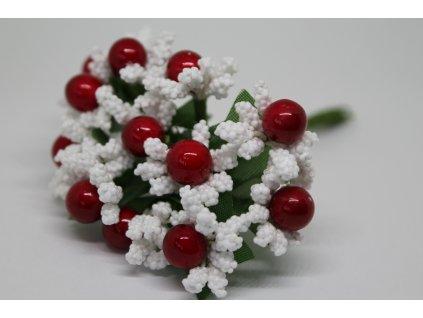 Tyčinky do kvetín ryžové s guličkami 050
