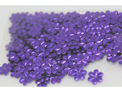 Flitre kvetinky purpurové 8mm/5g