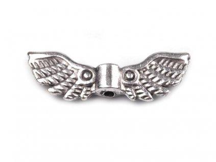 Ozdobný diel krídla 7x22 mm