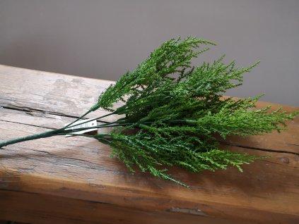 Zelená vetvička vres 35cm