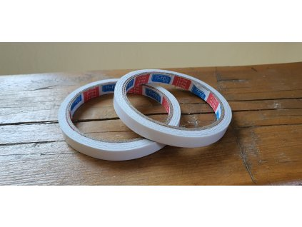 Obojstranná lepiaca páska 1cm