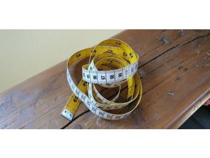 Meter krajčírsky 1,5cmx150cm