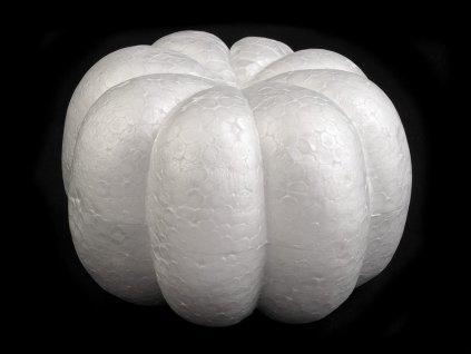 Polystyrénová tekvica 8x12,5cm