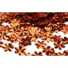 Flitre kvetinky oranžové 15mm/5g