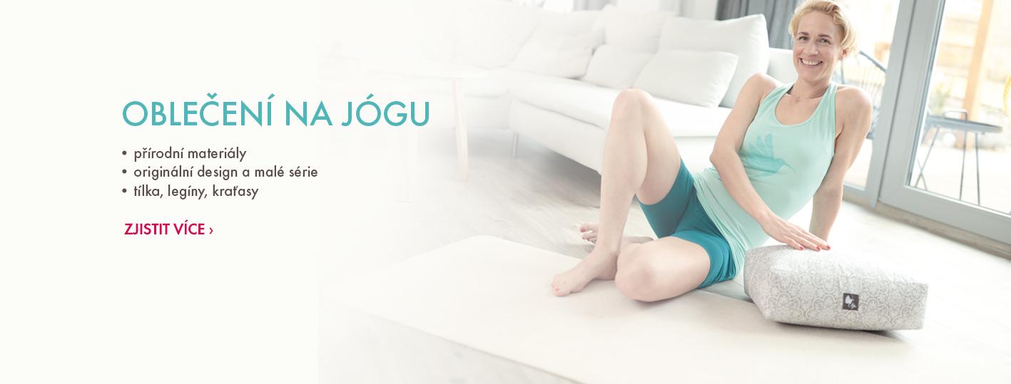 Oblečení na jógu Anju