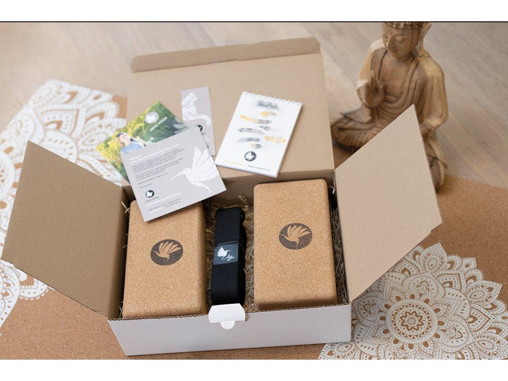 vanoční balíček