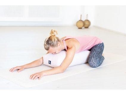 Mini bolstery jóga