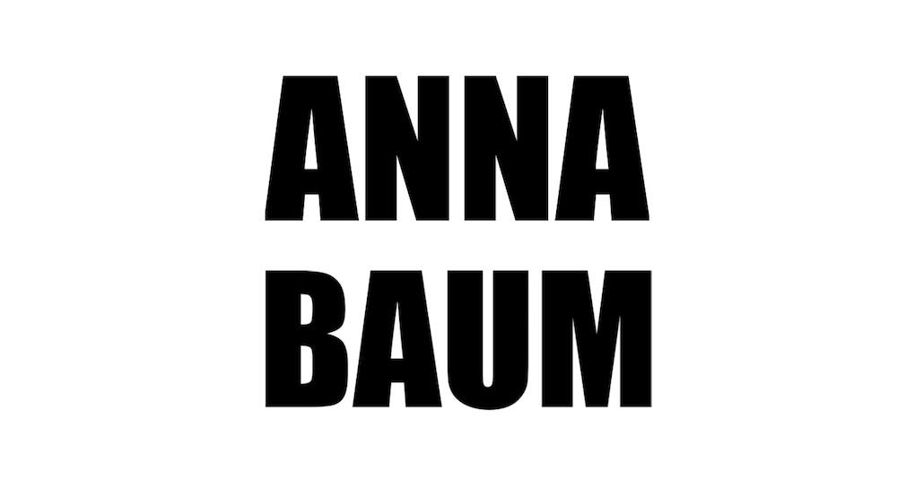 ANNA BAUM