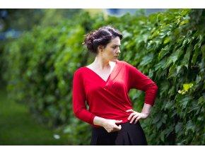 Saponaria dl rukav strawberry 3