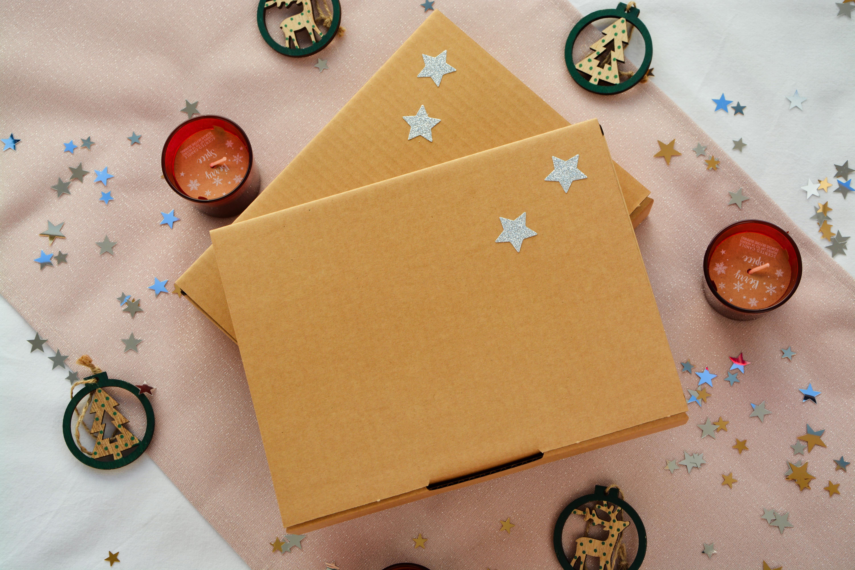 Vánoční krabičky