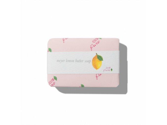 Máslové mýdlo CITRON MEYER